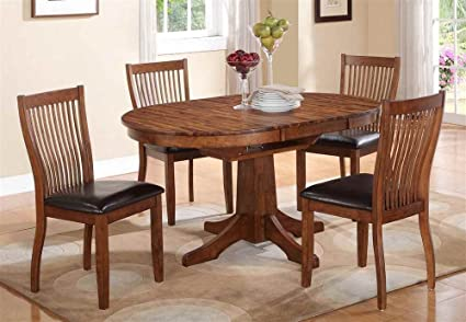 Amazon Com Winners Only 588736 Table With Butterfly Leaf Tables