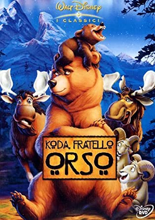 Koda fratello orso: amazon.it: cartoni animati: film e tv