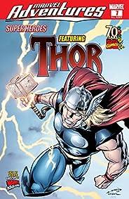 Marvel Adventures: Super Heroes (2008-2010) #7 (English Edition)