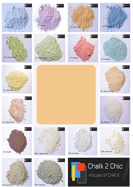 Sole E Colore Mobili.Polvere Di Gesso Chalk2chic N Cp3 Colore Arancione Raggio
