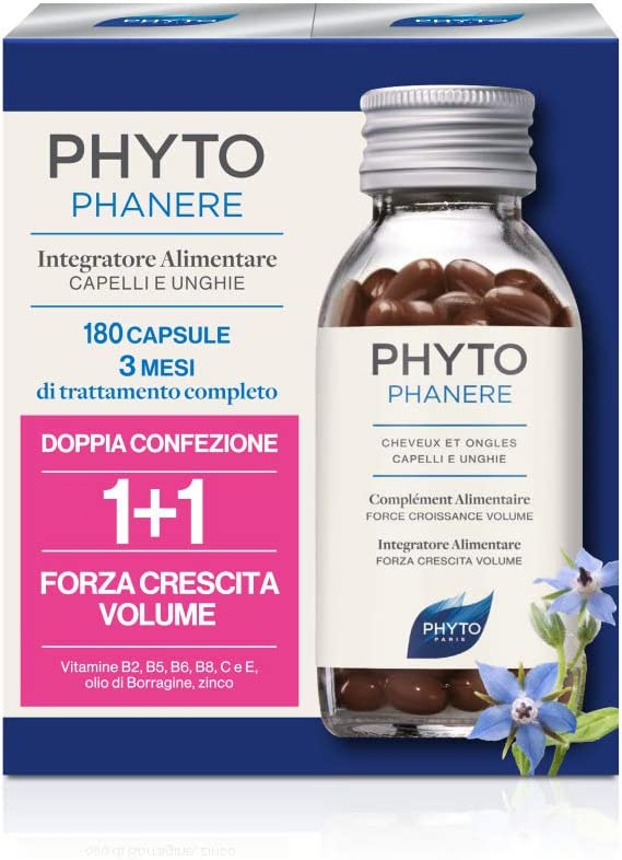 Phyto Phytophanere Integratore Alimentare Naturale ...