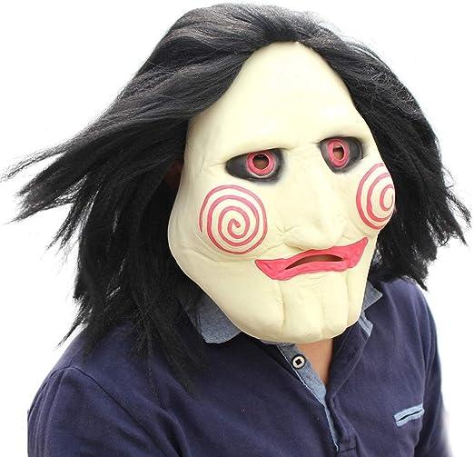 SAILORMJY Mascaras De Halloween, Máscara De Disfraz De Cosplay De ...