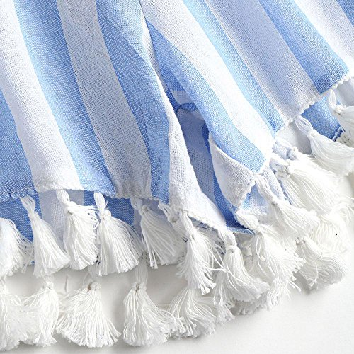 Tassel Fringe Tassels Lace Trim Polyester Fabric Ribbon for Women Dres Cloth Bags Curtain Home Decor and Other DIY Craft Supply (10Yards, White)