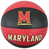 Maryland Terrapins Mini Rubber Basketball