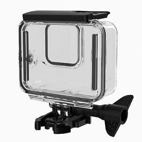 Amazon.com: ULANZI G8-1 - Funda impermeable para GoPro Hero ...