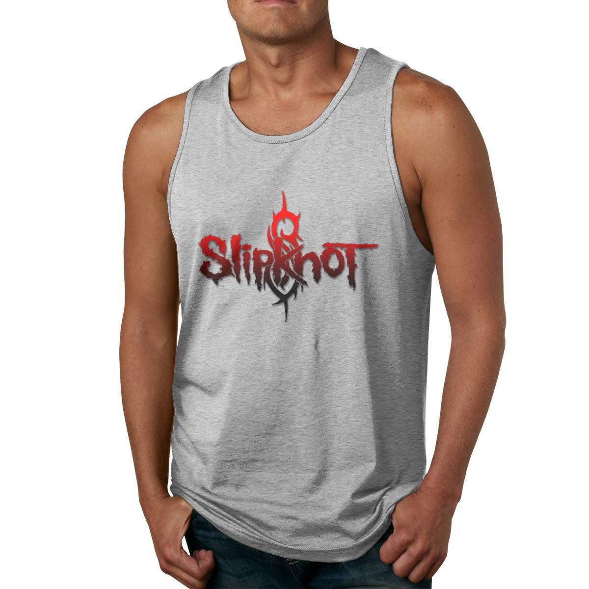 Seuriamin Slipknot S Classic Jogging Sleeveless Tank Top Shirts