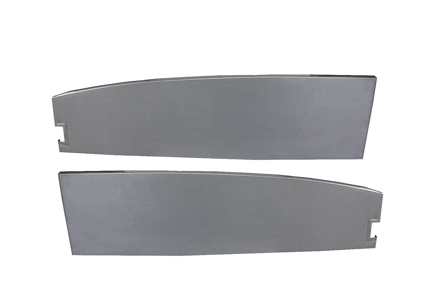 Motor City Sheet Metal Works With 1935 1936 1937 Ford Pickup Truck Door Patch Panels NEW PAIR!!!