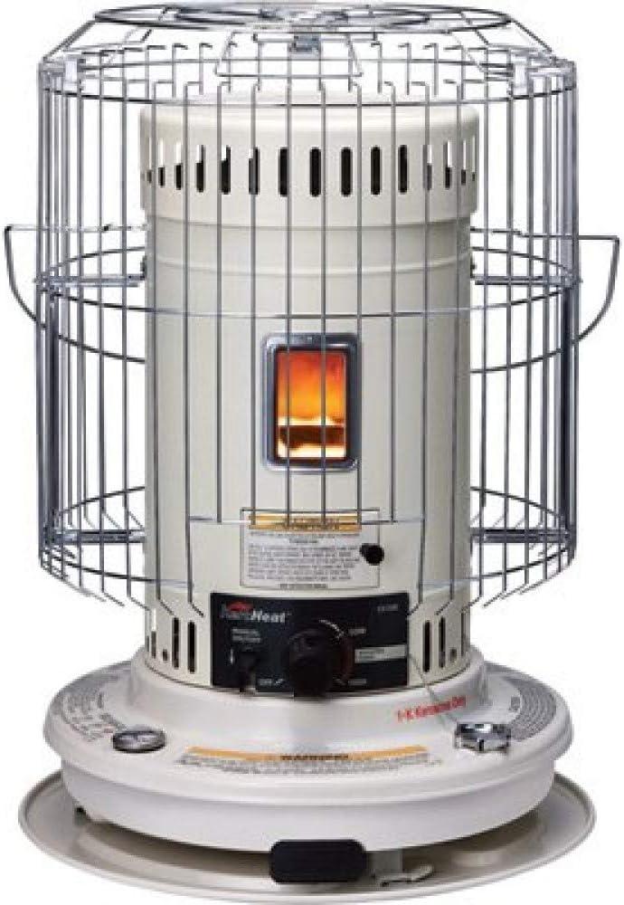 Sengoku KeroHeat 23,500-BTU Indoor/Outdoor Portable Convection Kerosene Heater, CV-23K