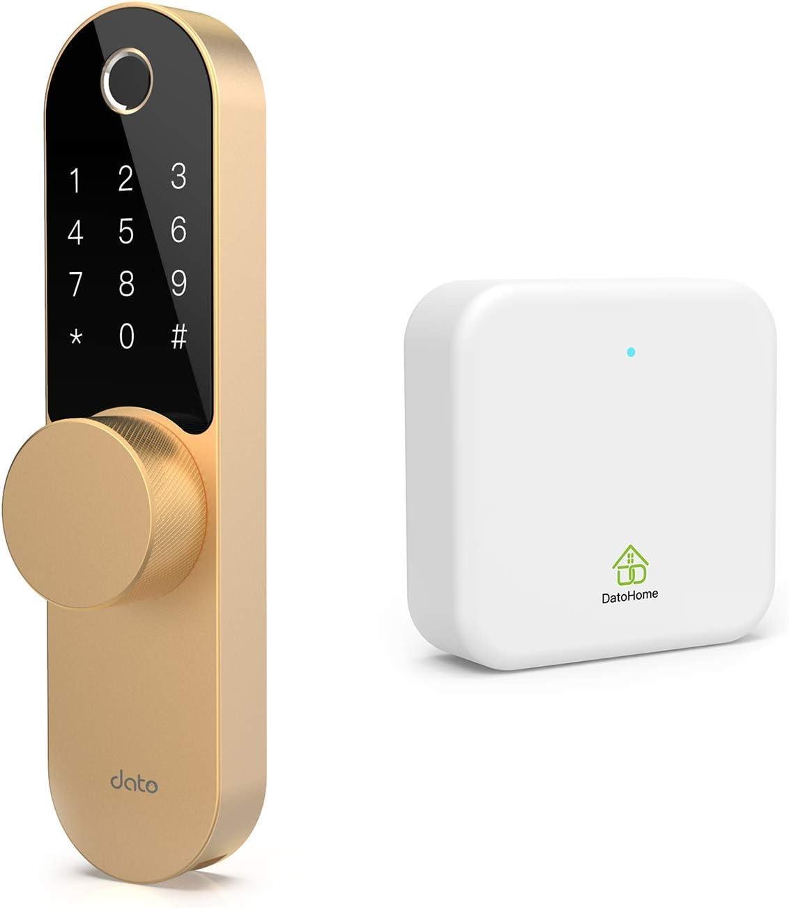 Smart Fingerprint Door Lock kit Fingerprint Door Lock +WiFi Bridge