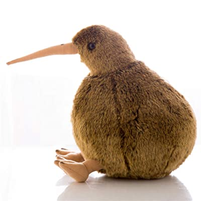 TAMMYFLYFLY Kiwi Bird 20 inches, 50cm, Plush Toy, Soft Toy, Stuffed Animal (50cm): Toys & Games