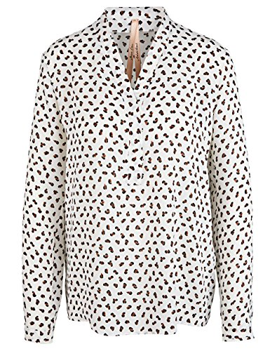 Blouse 110 Marc Femme white Multicolore Additions off Cain vAvwrSEq0