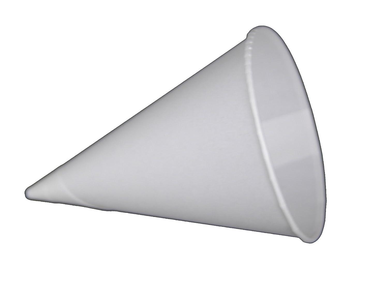 Benchmark 72501 Snow Cone Cup, 6 oz (Case of 1000)