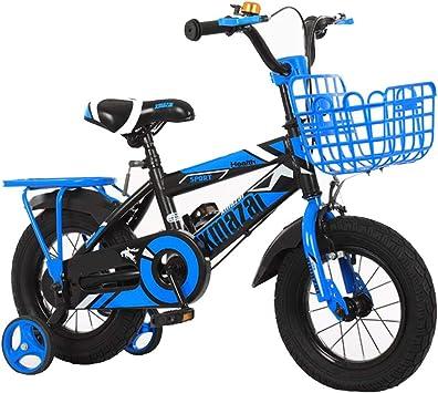 Dsrgwe Bicicleta niño, Bicicletas niños de 2-9 años, for niños ...