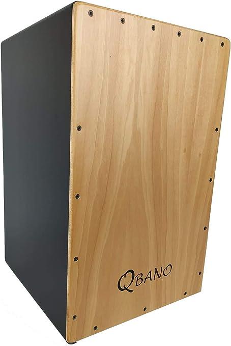 Qbano Cajon flamenco: Amazon.es: Instrumentos musicales