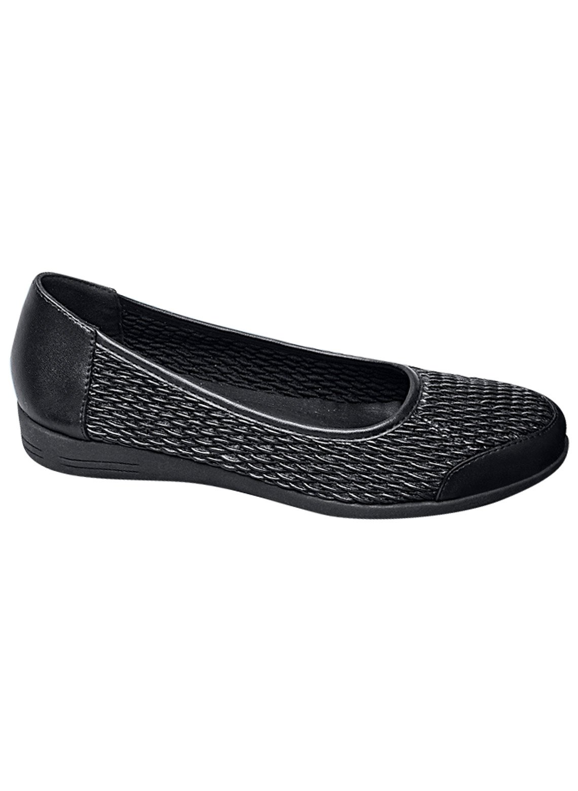 Stretch N Form, Color Black, Size 8 (Wide), Black, Size 8 (Wide)
