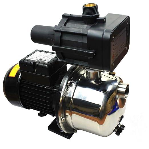 2 opinioni per BACOENG Gruppo di pressurizzazione autoclave con presscontrol 750w, 56 L/min,