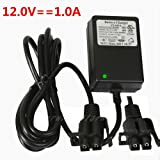 12V Universal Charger for Children Electric Ride On Car, Kids Power Wheels Adapter Battery Power Supplies