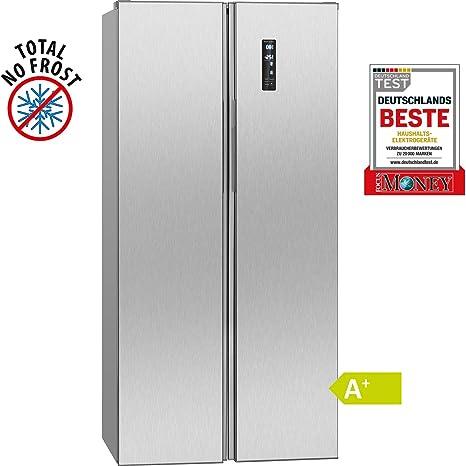 Bomann SBS 7322 IX - Nevera eléctrica para congelador (A+, 178,5 ...