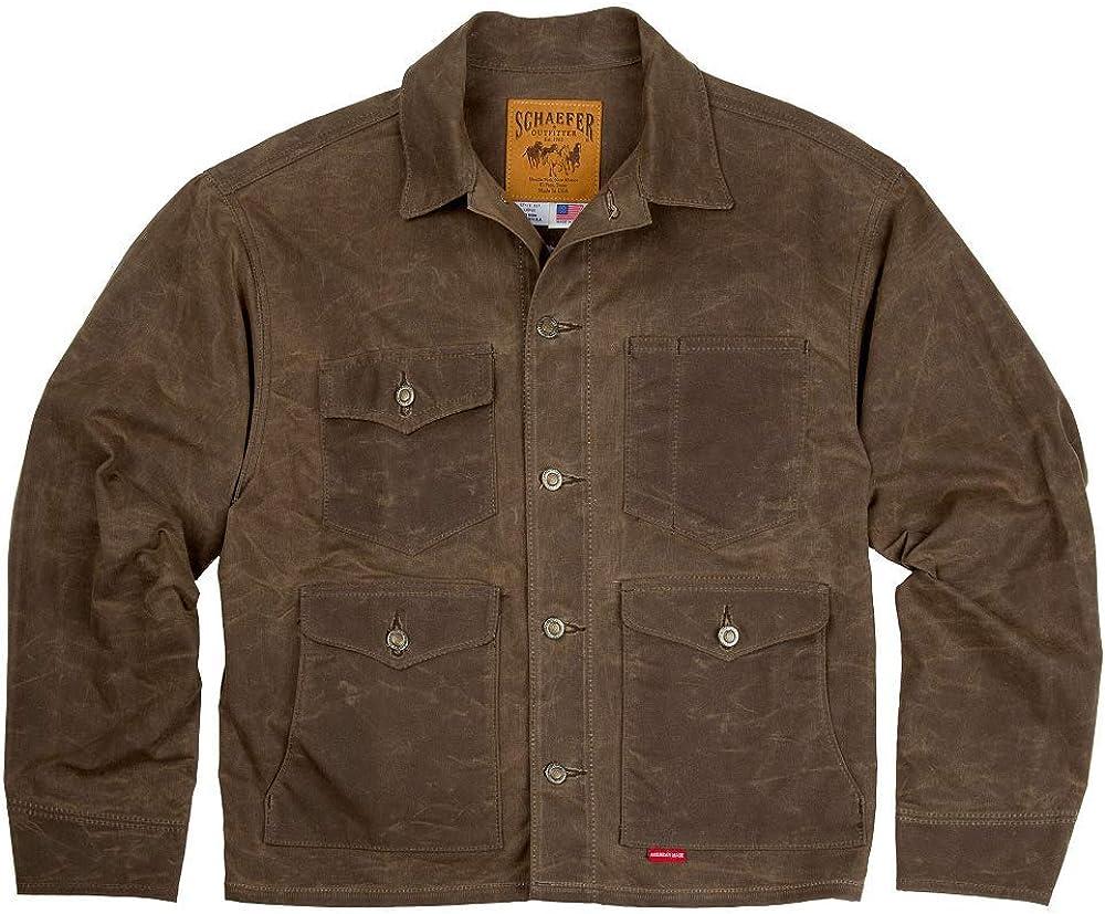 Schaefer Outfitters 311 RangeWax Mesquite Jacket