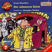 Der schwarze Geist (Kommissar Kugelblitz 7) | Ursel Scheffler