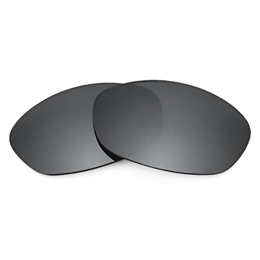 1a3c560420f Revant Polarized Replacement Lenses for Oakley Fives 2.0 Elite Black Chrome  MirrorShield
