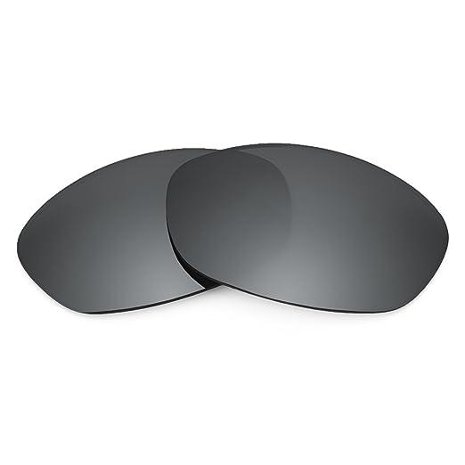 1825d8fbf3b Revant Polarized Replacement Lenses for Oakley Fives 2.0 Elite Black Chrome  MirrorShield