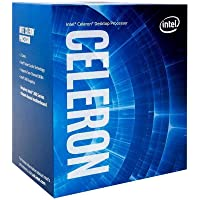 Intel Celeron G-5900 Desktop Processor 2 Cores 3.4 GHz LGA1200 (Intel 400 Series chipset) 58W, Model Number…