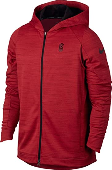 42321f9f6021 Amazon.com  Nike Therma Kyrie Hyper Elite Men s Hoodie  Sports   Outdoors