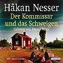 Der Kommissar und das Schweigen (Kommissar Van Veeteren 5) Audiobook by Håkan Nesser Narrated by Max Moor