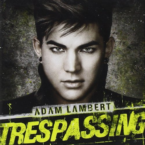 CD :  Adam Lambert - Trespassing [5 bonus tracks]