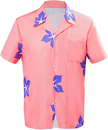 Costume For Halloween 2020 Hawaii Amazon.com: Great Pretender Laurent Thierry Cosplay Shirt Costume