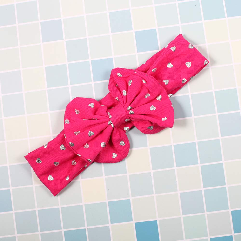 3pcs//set Fashion Yellow Skyblue Newborn Hair bands Bow-Knot Baby Headbands