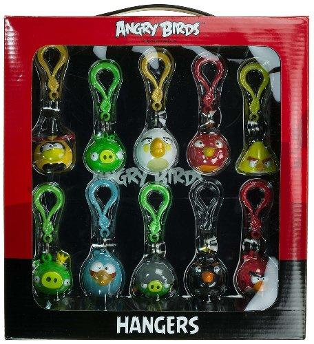 Angry Birds Mini Figure Hangers Boxset