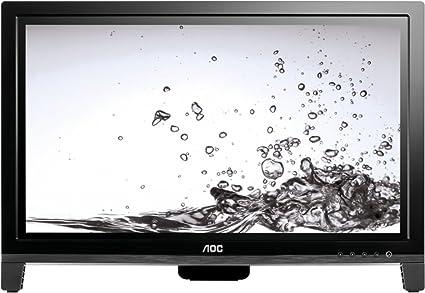 AOC E2060VWT - Monitor de 19,5