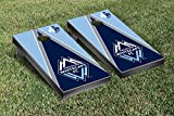 Vancouver Whitecaps MLS Soccer Cornhole Game Set Triangle Version