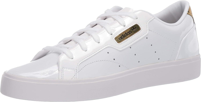 adidas Originals Women's Sales for sale Sleek Crystal FTWR White Sneaker Dealing full price reduction