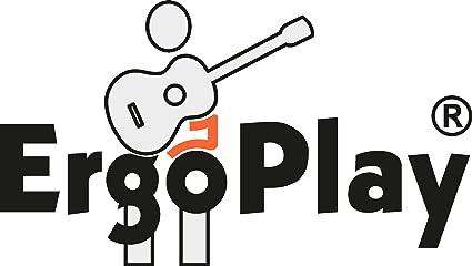 EXCEART 1 Juego de Suspensi/ón de Guitarra Soporte de Guitarra de Montaje en Pared Soporte de Ganchos de Guitarra de Aleaci/ón de Aluminio con Tornillos para Guitarras El/éctricas Ac/ústicas