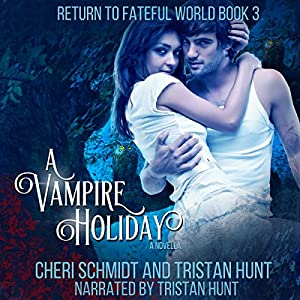 A Vampire Holiday Audiobook