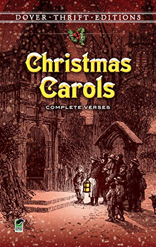 Christmas Carols: Complete Verses (Dover Thrift Editions)