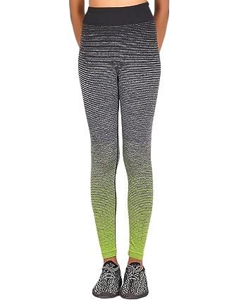 Legging de Sport Femme Pantalon de Sport Yoga Fitness Jogging Pantalon de  séchage Rapide Vert XL  Amazon.fr  Vêtements et accessoires 1c73452f78b