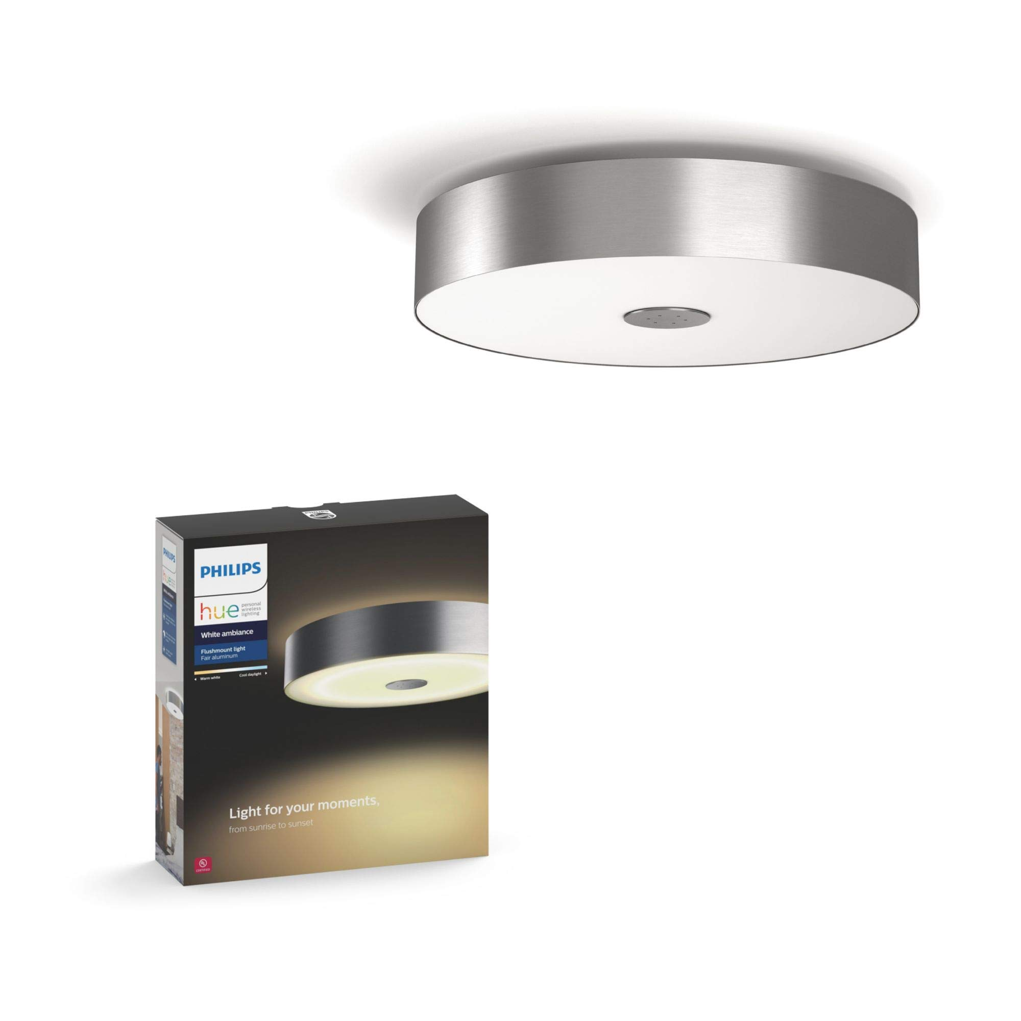 Philips Hue 458489 Hue Ambiance Fair Dimmable LED