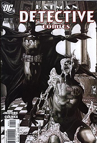 Detective Comics (1937 series) #829 829 Series