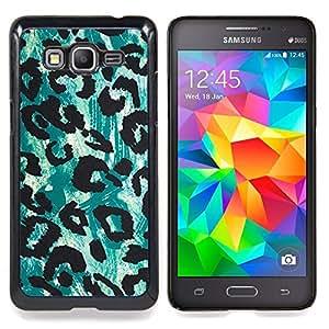 "Planetar ( Naranja calabaza Negro vacaciones"" ) Samsung Galaxy Grand Prime SM-G530F G530FZ G530Y G530H G530FZ/DS Fundas Cover Cubre Hard Case Cover"