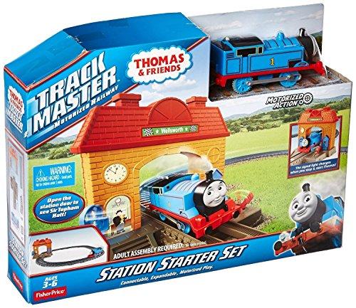 Fisher-Price Thomas & Friends TrackMaster Station Starter (Motorized Set)