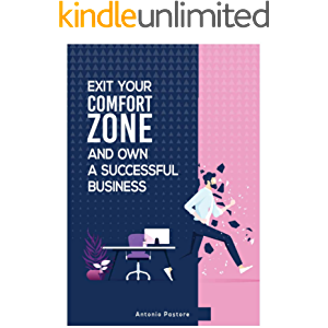 EXIT YOUR COMFORT ZONE AND BECOME SUCCESSFUL (Scots Gaelic Edition)