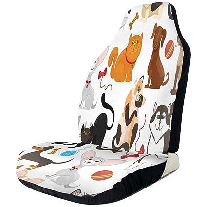 Drew Tours Fondo para Mascotas Perros y Gatos Fundas para Asientos ...