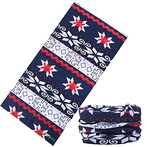 Headbands, Zupoo(TM) National Features Series 16-in-1 Mul...