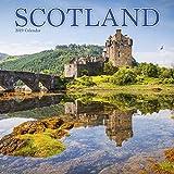 Scotland Calendar - Calendars 2018 - 2019 Wall Calendars - Photo Calendar - Scotland 16 Month Wall Calendar by Avonside