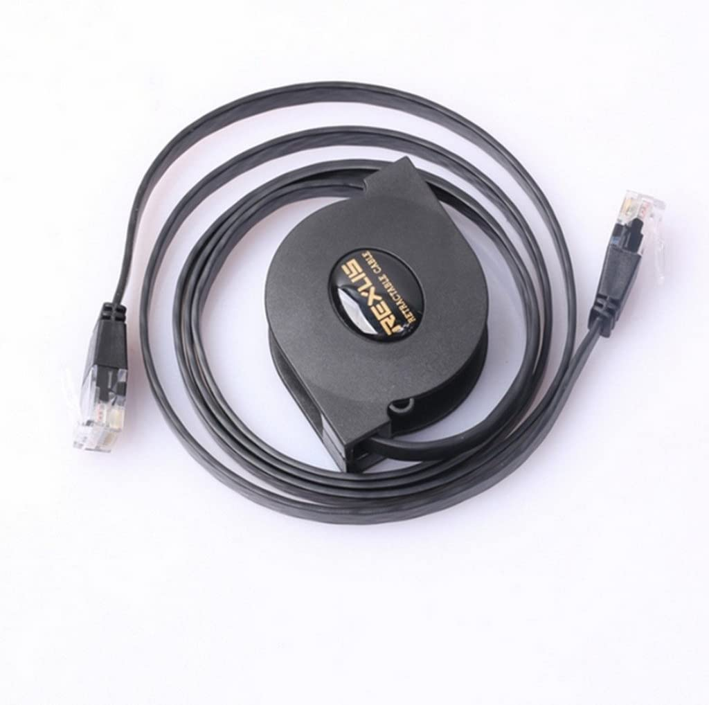 Magideal Faltbare Cat6 Rj45 Ethernet Lan Kabel Elektronik