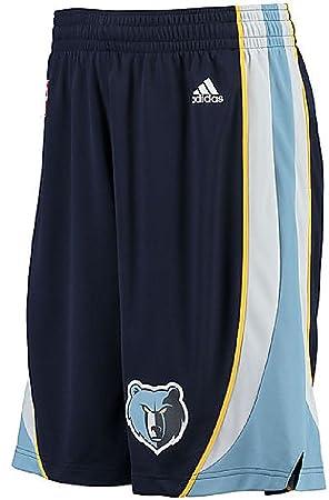 adidas Memphis Grizzlies Azul Marino Bordado de Baloncesto ...